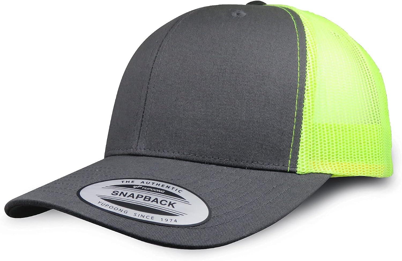 L2K Classics security Plain Trucker Mesh specialty shop Cap Baseball Mens - Tru Hats
