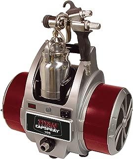 Titan Capspray 105 HVLP Airless Paint Sprayer Maxum II Gun 0524098
