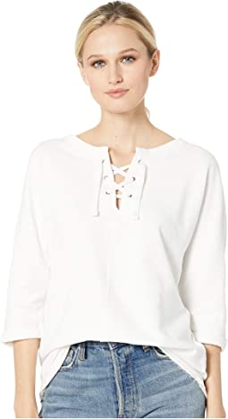 Debbie Lace-Up Shirt