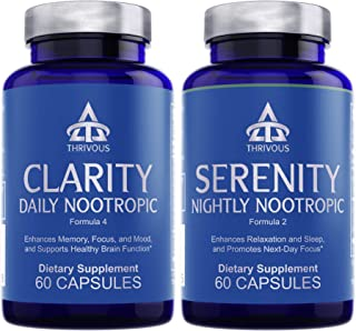 Nootropics Stack For Memory