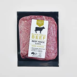The Meat Club Angus Lean Beef Mince Australia , 500 g - Frozen