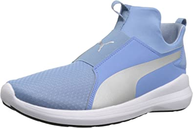 Amazon.com   PUMA Women's Rebel Mid WNS Sneaker   Fashion Sneakers