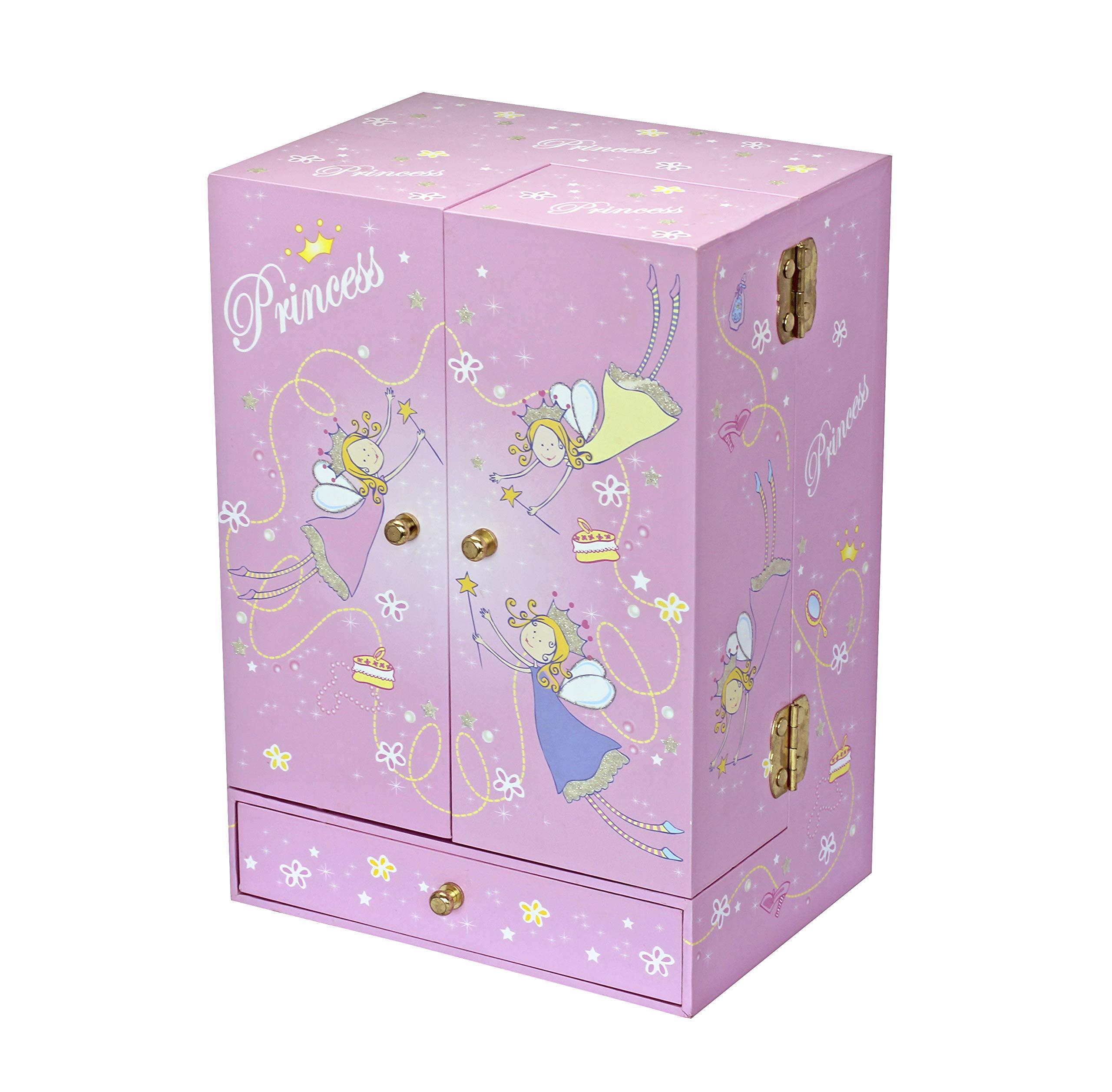 Trousselier - Caja de música para bebé (S51504): Amazon.es: Juguetes y juegos