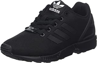 the latest 1d73f 4135b adidas Youths ZX Flux Mesh Trainers