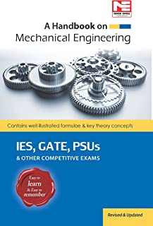 Handbook on Mechanical Engineering,A:IES,GATES,PSUs & Other Competitiv