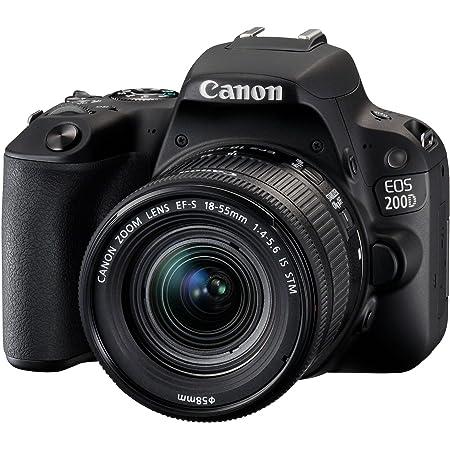 Canon Eos 200d Digitale Spiegelreflexkamera 3 Zoll Kamera