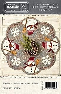 Best snowflake applique patterns Reviews