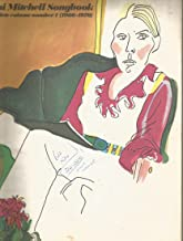 Joni Mitchell Songbook: Complete Volume, No. 1 (1966-1970)