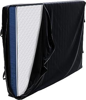 Dreamzie Mattress Storage Bag King - King Mattress Cover for Moving - Mattress Moving Cover King Bed Bag - Moving Mattress...