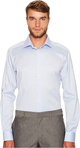 Eton Contemporary Fit Signature Twill Shirt