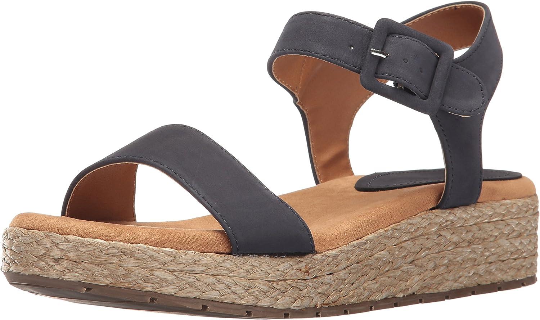 Kenneth Cole REACTION Womens Calm Water Platform Sandal