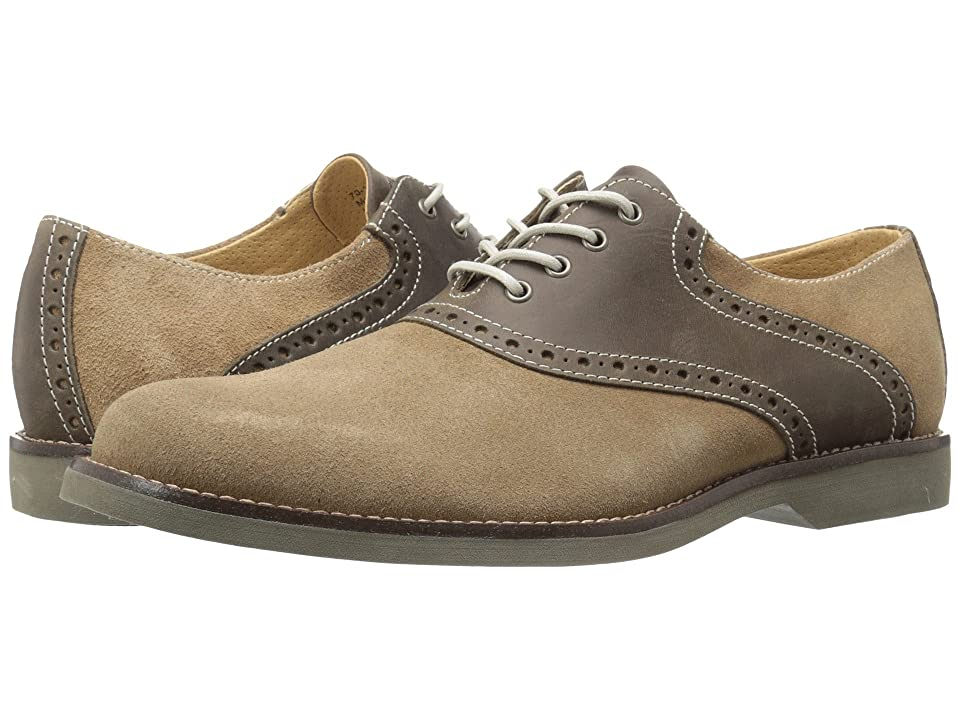 G.H. Bass & Co. Parker (Taupe/Chocolate) Men