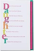 American Greetings Birthday Card for Daughter (Acrostic Poem)