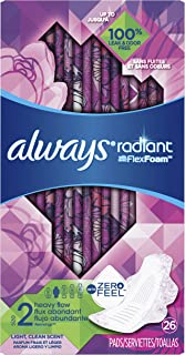 always radiant pads coupons