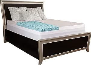 Best nasa memory foam mattress topper Reviews