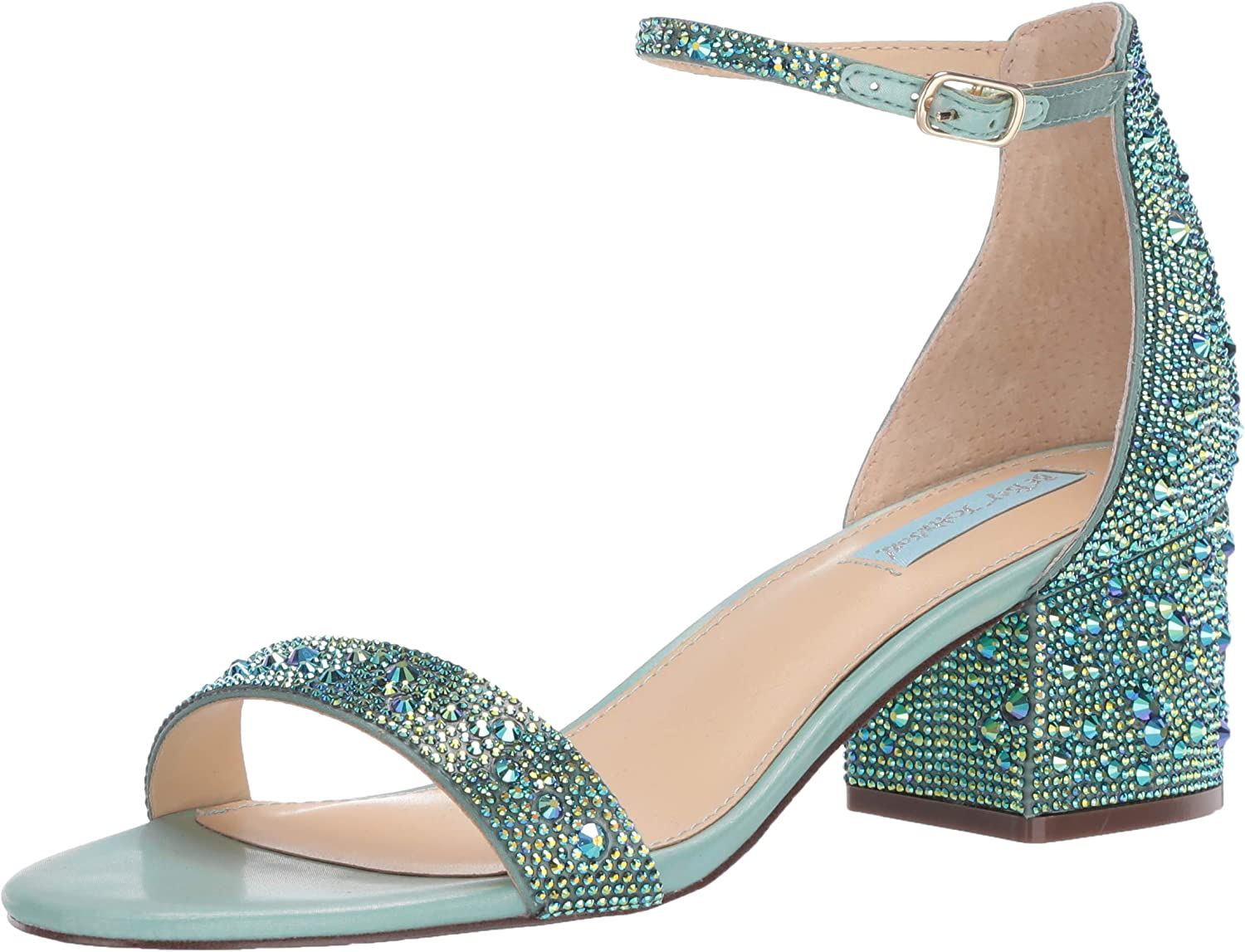 Blue by Easy-to-use Betsey Johnson Sb-Raine Women's Sandal Limited time for free shipping Dress