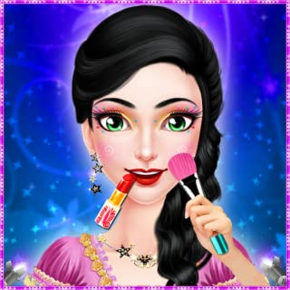 Prom Party Fashion Salon-Girls Game