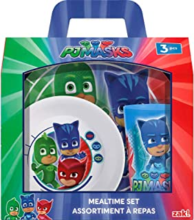 pj masks mealtime set