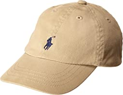 Ralph Lauren Baby - Cotton Classic Cap (Infant)