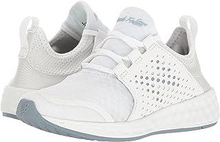 (ニューバランス) New Balance メンズランニングシューズ?スニーカー?靴 Fresh Foam Cruz v1 White/White/Rose Gold ホワイト/ホワイト/ローズ ゴールド 8.5 (26.5cm) B