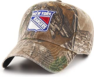 new york rangers camo hat