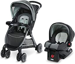 Best Graco FastAction Fold Travel System | Includes FastAction Fold Stroller and SnugRide 30 Infant Car Seat, Bennett Review