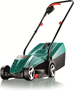 Bosch Rotak 32R Electric Rotary Lawnmower with 32cm Cutting Width