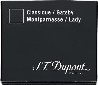 S.T Dupont D-40100 Fountain Pen Cartridges - Black