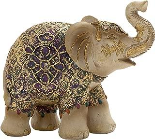 Deco 79 艺术设计大象小雕像