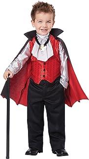 California Costumes 00162 DAPPER VAMPIRE Costume, 3-4