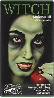 Mehron Makeup Premium Character Kit (Witch)