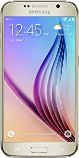 Samsung Galaxy S6, Gold Platinum 32GB (Verizon Wireless)