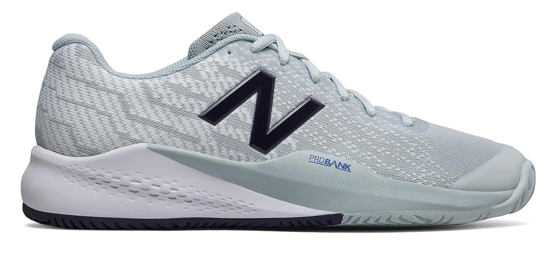 (ニューバランス) New Balance 靴?シューズ メンズテニス 996v3 Grey with White グレー ホワイト US 12.5 (30.5cm)