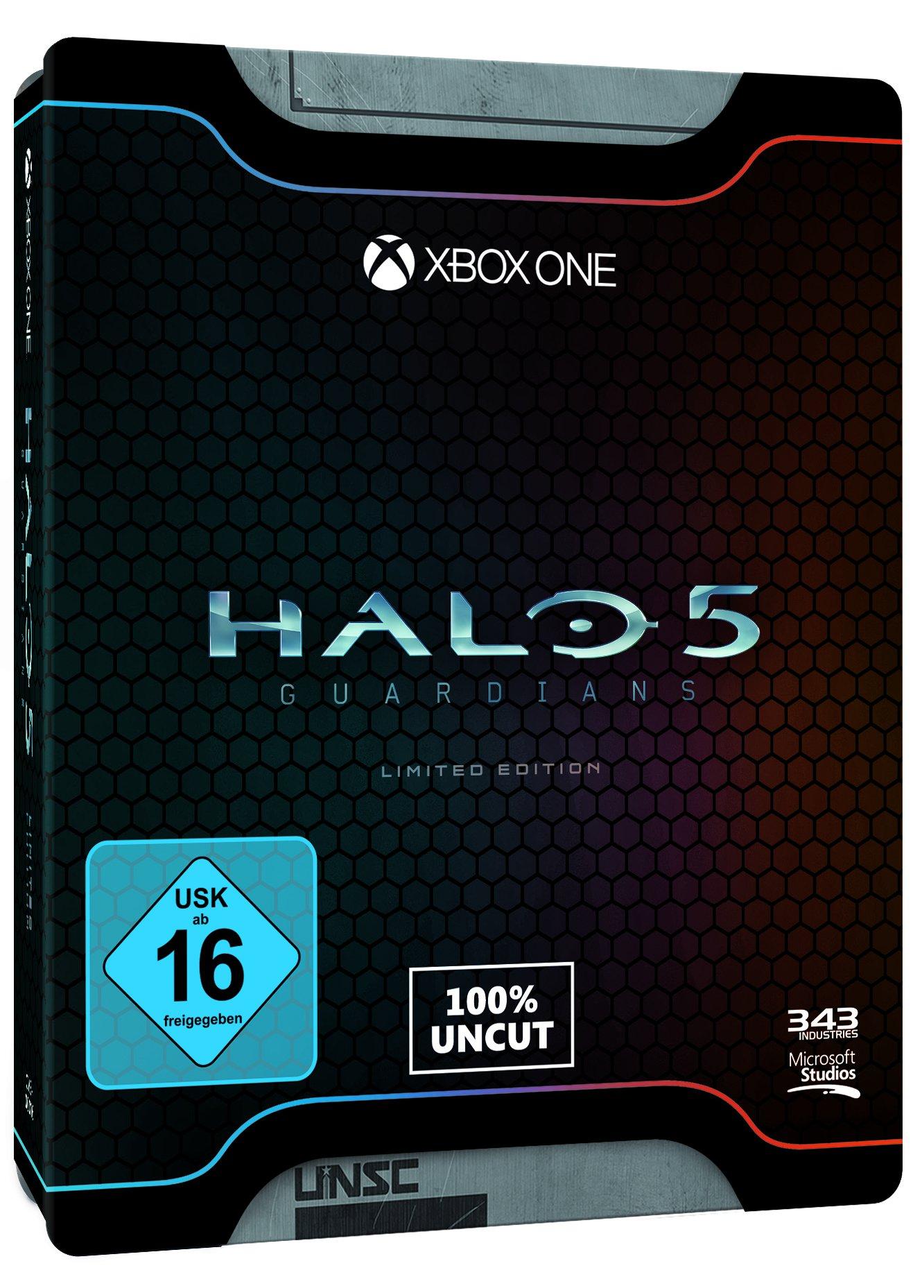Halo 5: Guardians - Edición Limitada (EMEA): Amazon.es: Videojuegos