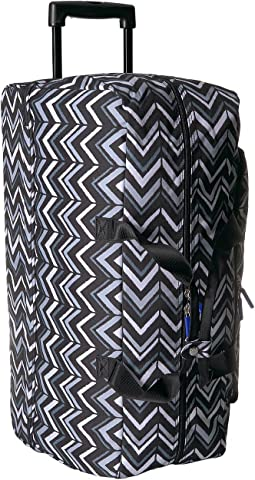 Lighten Up Large Wheeled Duffel