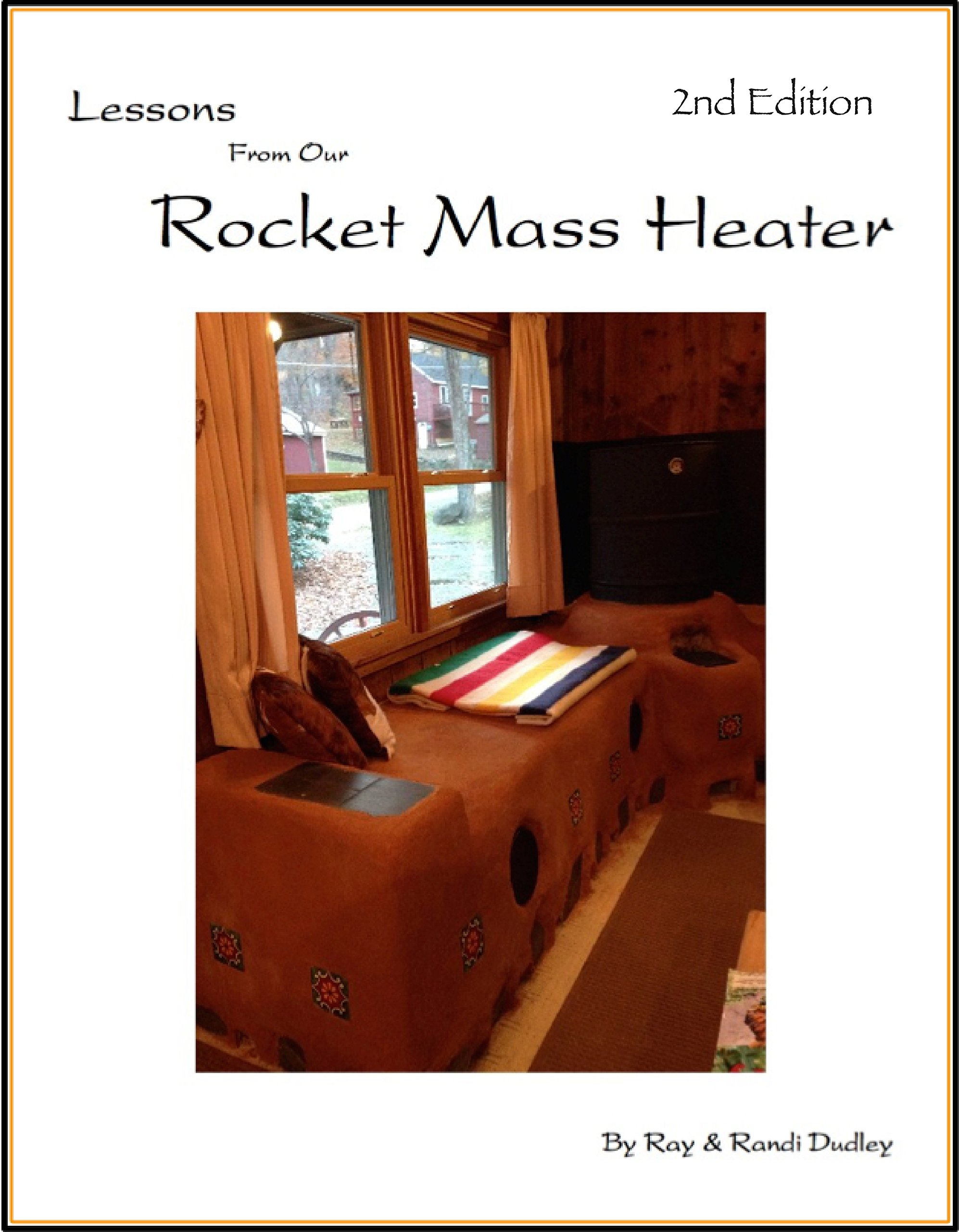 Lessons Our Rocket Mass Heater ebook