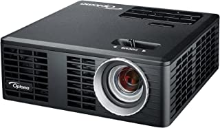 Optoma ML550 WXGA 500 Lumen 3D Ready Portable DLP LED Projector with MHL Enabled HDMI Port