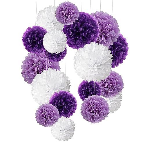 Purple Wedding Decorations Amazon