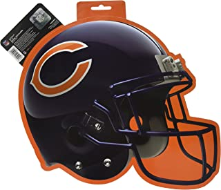 amscan Chicago Bears Collection Bulk Cutout, Party Decoration, 36 Ct.