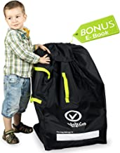 Volkgo Durable Car Seat Travel Bag, Gate Check Bag