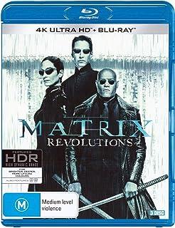 The Matrix Revolutions (4K Ultra HD + Blu-ray)