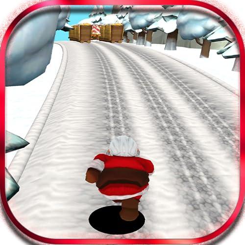Santa Run Adventure Game