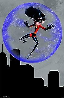 Trends International Disney Pixar The Incredibles 2 - Violet Wall Poster, 22.375