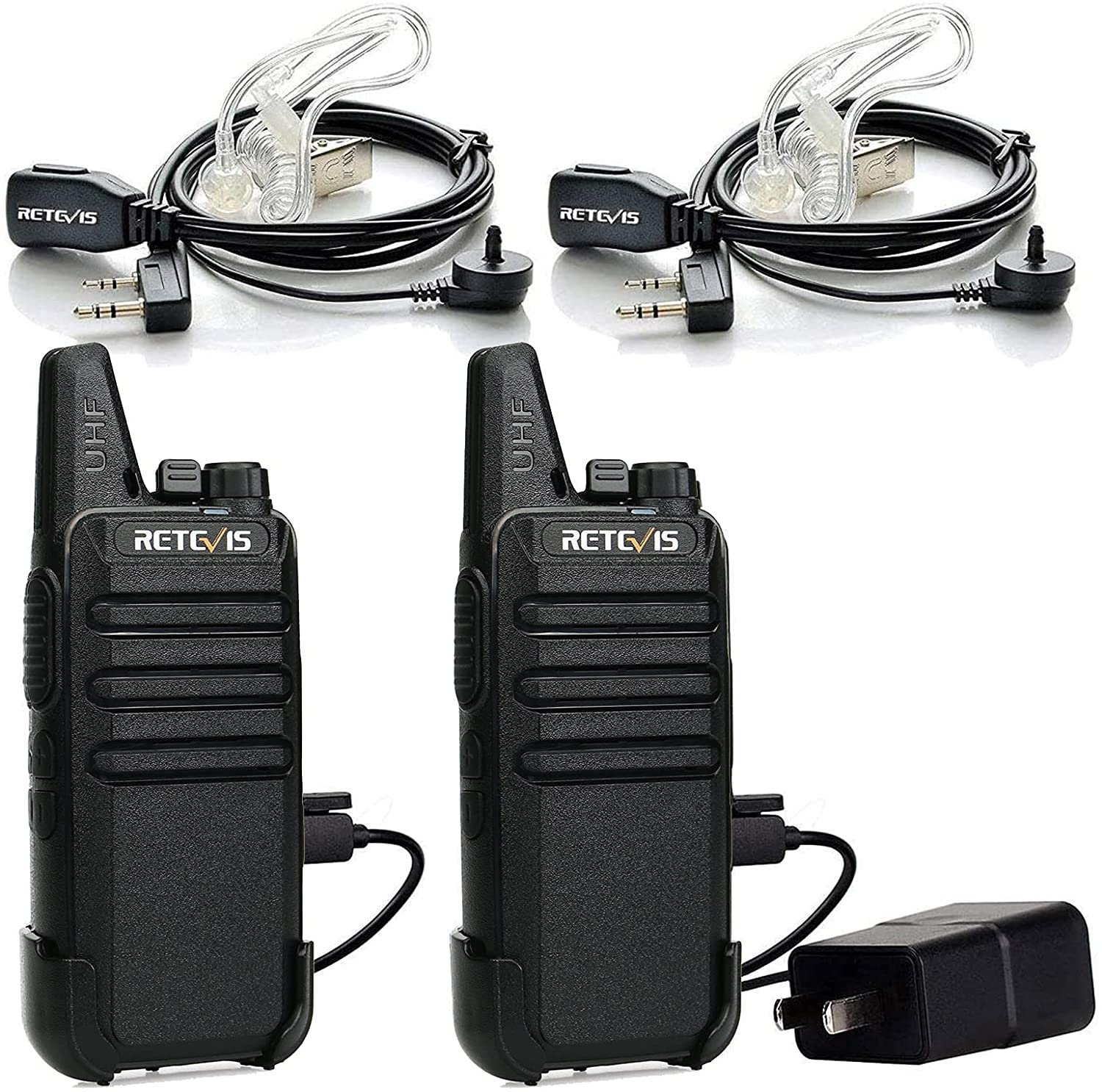 Retevis RT22 At the price of surprise Walkie Talkies Mini Rechargeable 2 Way VOX Sale Radio