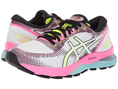 ASICS GEL-Nimbus(r) 21 (Cream/White) Women