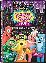 yo gabba gabba live dvd