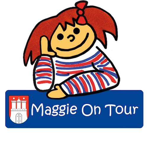 Maggie on Tour in Hamburg