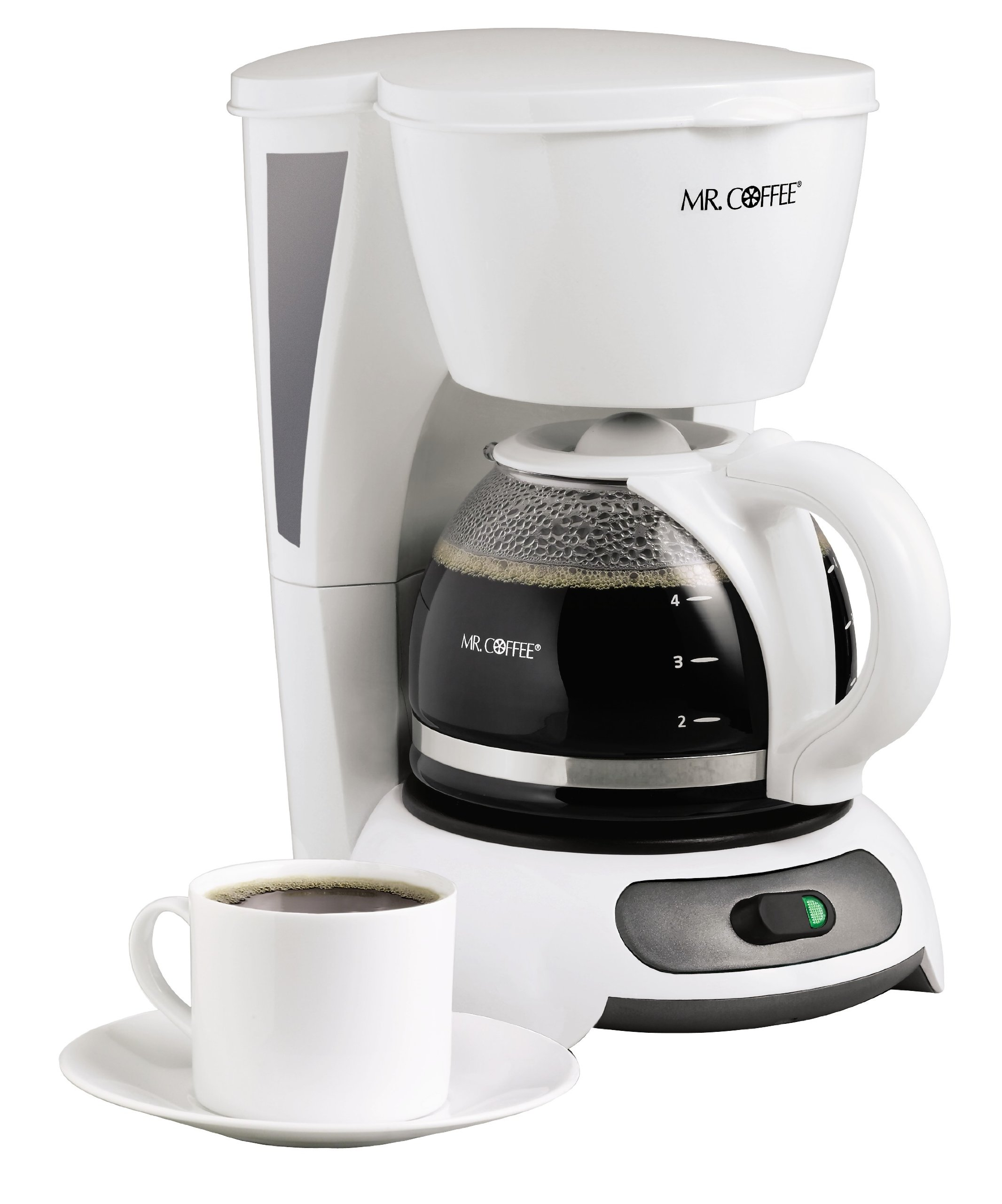 Mr Coffee 4 Cup Switch Maker