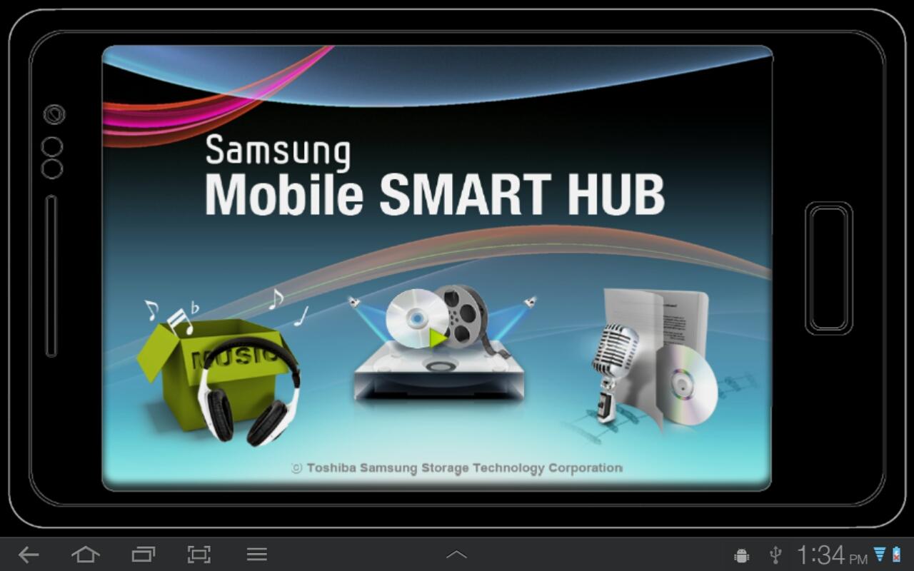 Mobile Smart Hub