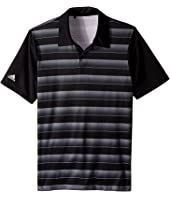 adidas Golf Kids - Advantage Block Polo (Big Kids)
